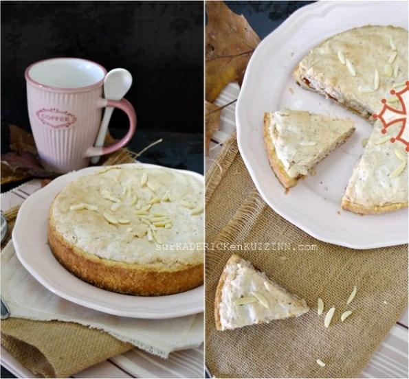 Gateau toulousain - Fenetra à la compotée d'abricot, citron confit et poudre d'amande