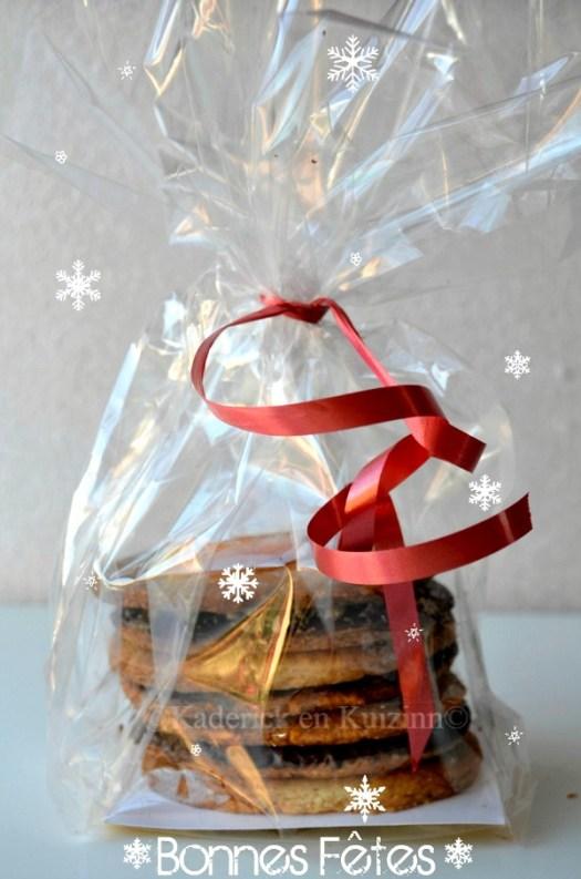 Jour 6 Calendrier de l'avent 2014 chez Kaderick en Kuizinn© sables cadeaux gourmands