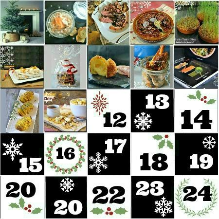 jour 12 calendrier de l'avent 2014 chez Kaderick en Kuizinn©