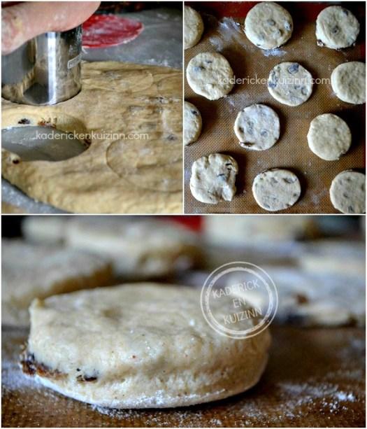 Préparation Scones - Préparation bio Marlette scones à l'anglaise chez Kaderick en Kuizinn