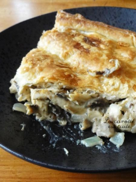 tourte-poulet-et-champignons recette 36