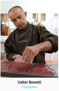 Chocolatier Bovetti