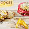 Recette cookies confits - Cookies citron et orange confits amandes chez Kaderick