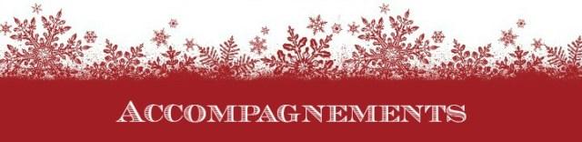 Top recettes accompagnements Noël 2015 chez Kaderick en Kuizinn