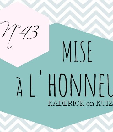 Logo Mise a l honneur chez Kaderick en Kuizinn