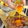 Sauce réduction à l'orange pour poisson ou viande - Kaderick en Kuizinn