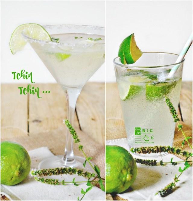 Mojito - Cocktail cubain mojito citron vert menthe rhum - Kaderick en Kuizinn