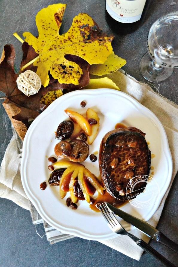 recette de fêtes de Noël rôti plancha tournedos bœuf