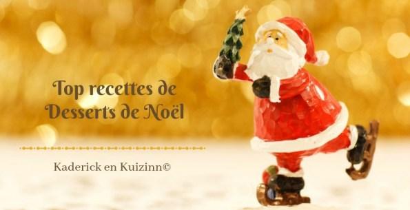 Calendrier jour 16 - Calendrier de l'avent top desserts pour Noël et Fêtes