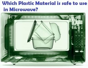 microwave safe plastic guide which