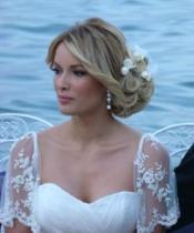 Gamze Özçelik Düğün Fotoğrafları