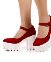 Beyaz Tabanlı Ayakkabılar Moda