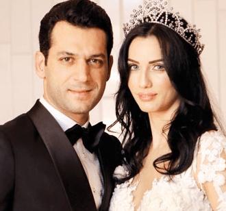Murat Yıldırım Ve Imane Elbani Evlendi