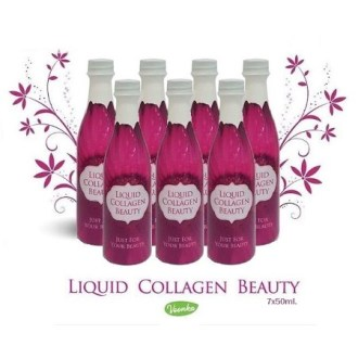Voonka Liquid Collagen Beauty ile İçerek Güzelleşin