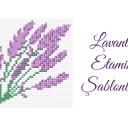 Lavanta Etamin Şablonları