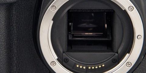 bagnet do mocowania obiektywu w lustrzance cyfrowej