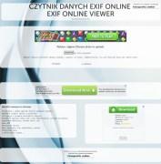 Czytnik danych exif: http://czytnikexif.kadrzasada.pl