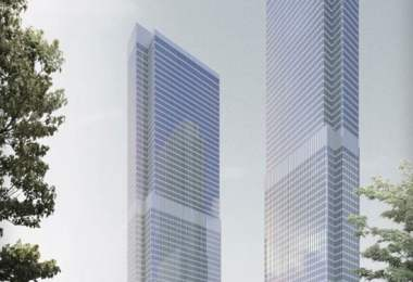 st towers, tallest under construction buildings in europe, ST-Towers-Moscow-HOK-SPEECH-Architectural-Office-288m-Completion-date-2015,