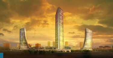 tallest under construction buildings in europe, The-Metropol-Tower-Istanbul-RMJM-Dome-Partners-250m-Completion-date-2016, Metropol Istanbul Istanbul,