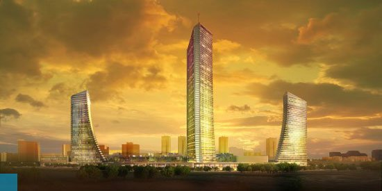 tallest under construction buildings in europe, The-Metropol-Tower-Istanbul-RMJM-Dome-Partners-250m-Completion-date-2016,