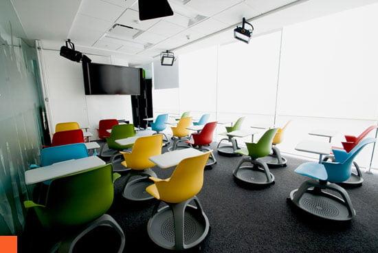 google office interior design