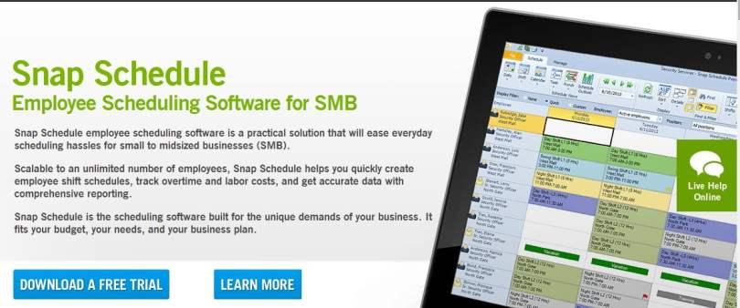 snap schedule software kadvacorp com, employee scheduling software,