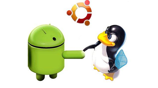 installing ubuntu on android device