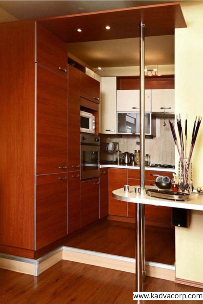 100+ Small Kitchen Designs Ideas with Modern Look