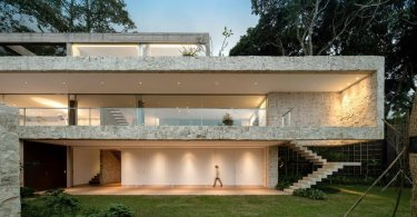 minimalist house design,