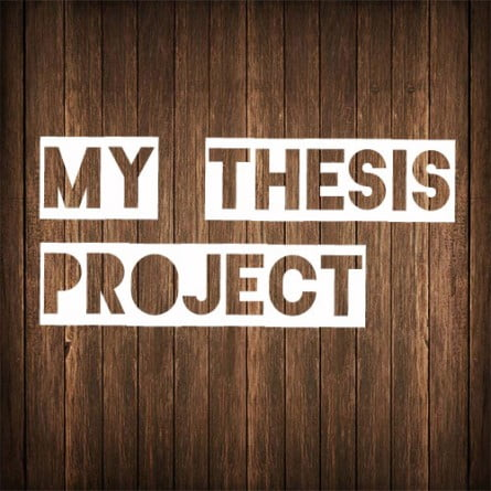Dissertation or project