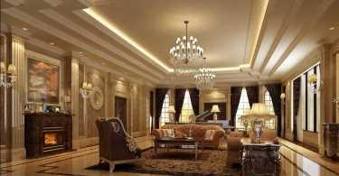 luxurious interior designs,