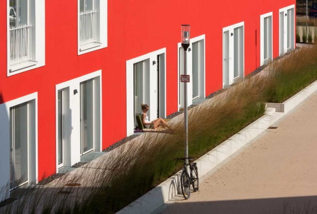 Bold and Beautiful Designs of Council and Student Housing in Munster, Germany by Kresings GmbH-6