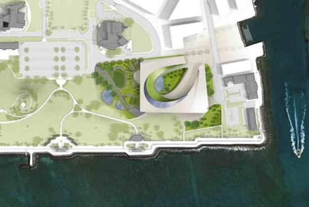 Presidential Center Design,