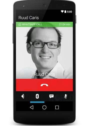 WhatsApp Free Voice Calling,