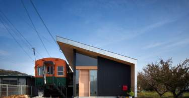 contemporary family platform house,