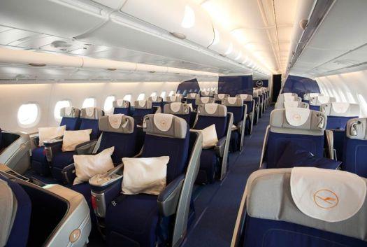 Lufthansa-A380-business