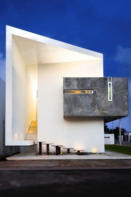 Modern Architecture Style,