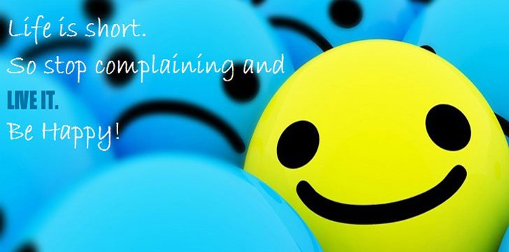 be happy in life quotes,