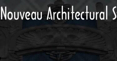 Features of art nouveau architecture, Art Nouveau Architectural Style,