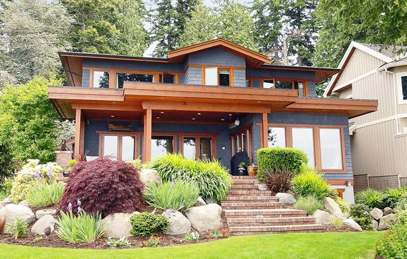 Arts and Crafts Architectural Style,