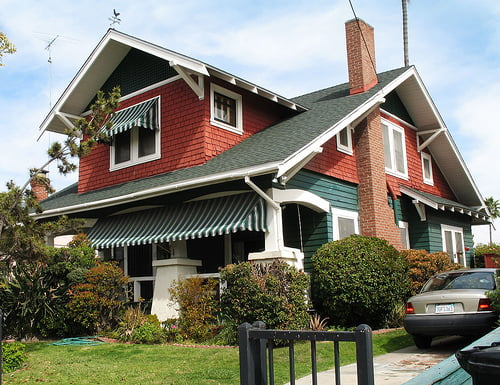 What is arts and crafts architectural style houses - Craftsman style house characteristics ...