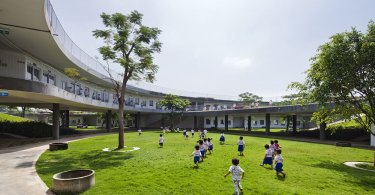 Farming, Kindergarten, Design Ideas, Vietnam,