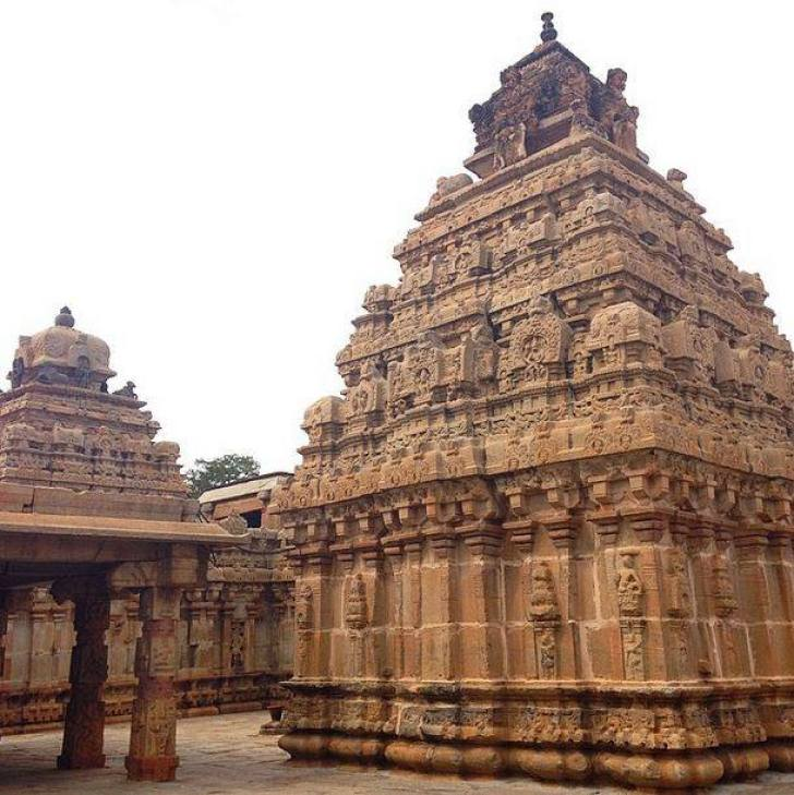 Bhoganandishwara Temple, Chikkaballapur district, Karnataka