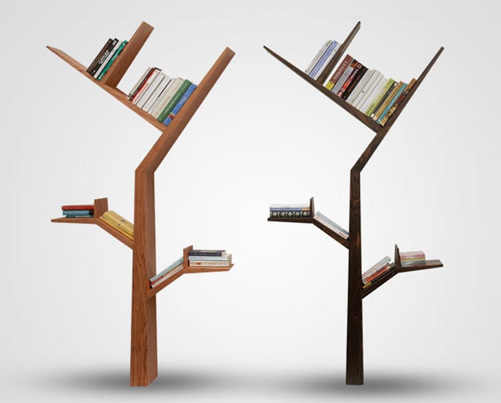 Booktree, creative bookshelves design ideas, simple bookshelf design, bookshelf designs for small room, bookshelf ideas for small rooms, space saving bookshelves, bookshelf designs for home, bookshelves for small bedrooms, creative shelving for small spaces, modern bookshelf designs, wall mounted book rack, bookcase plans with doors