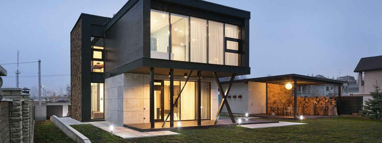 box houses design, deep house,
