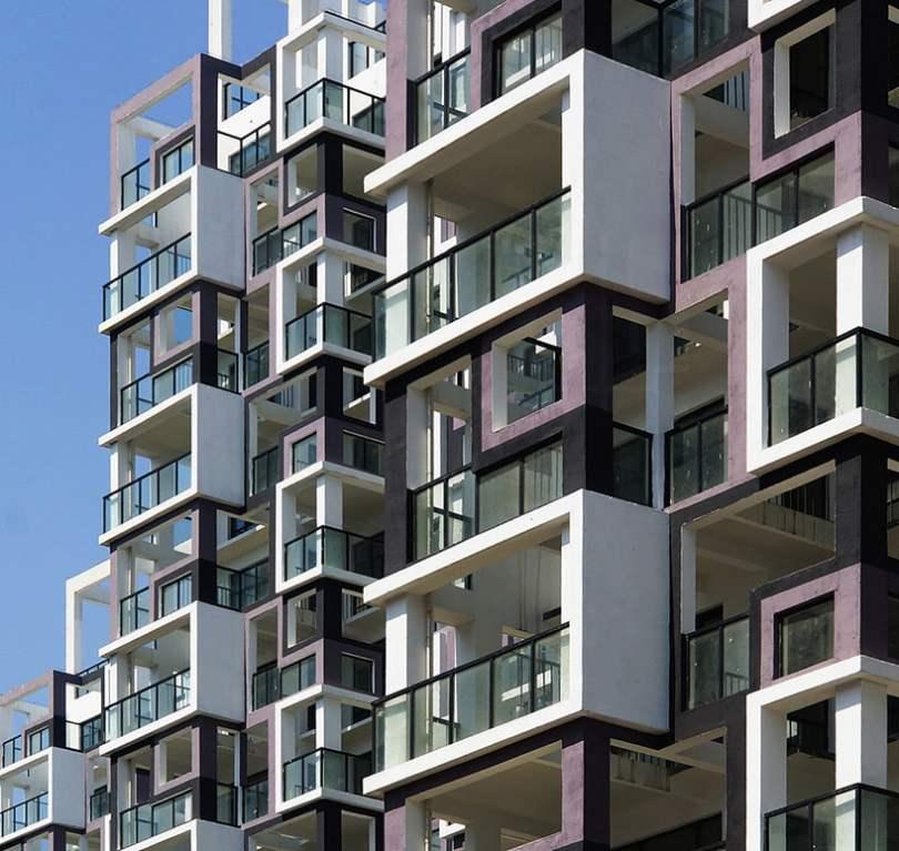 Cube housing,