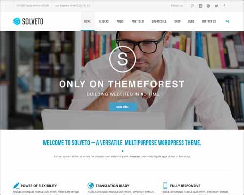 solveto-multipurpose-wordpress-business-theme, wordpress business themes,