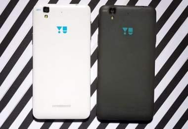 Yu Yureka Plus,