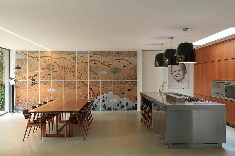 'Bulwarra' - Cate Blanchett Home in Sydney, Australia. (6)