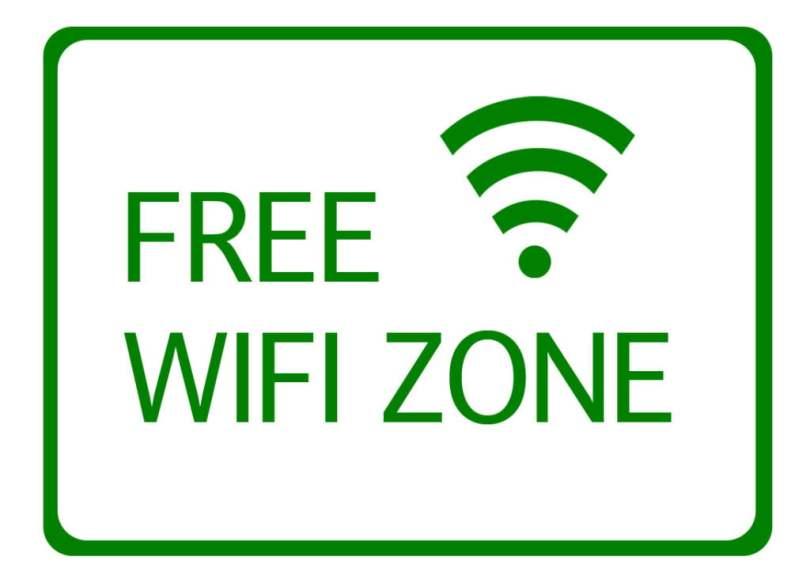 public wifi, public hotspot,